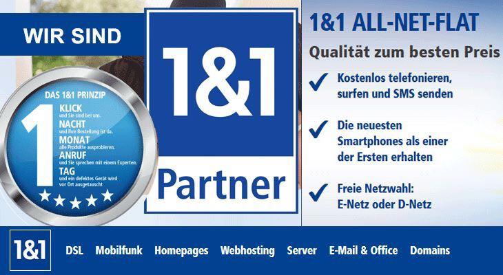 1und1 Partner SmartphoneNotaufnahme Alexander Triebel